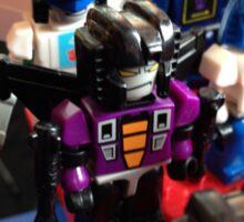 Lego Transformers Sticker