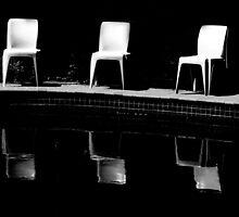 By The Pool by Noel Elliot