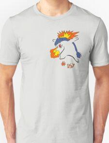Pokemon 157 Typhlosion Unisex T-Shirt