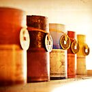 Five Elements Candles by Katayoonphotos
