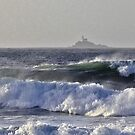Tevennec lighthouse (2) by jean-jean