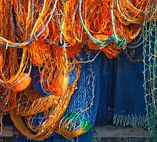 Fishing Nets by pennyswork