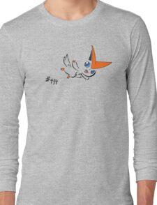 Pokemon 494 Victini Long Sleeve T-Shirt