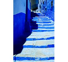The Blue City VII Photographic Print