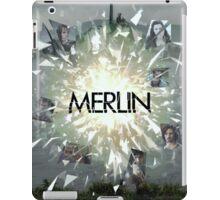 Merlin Primeval crossover annomally iPad Case/Skin