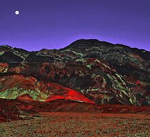 Death Valley California by Mike Pesseackey (crimsontideguy)