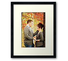 Lori Wells Photography Couples in Love Photography Framed Print