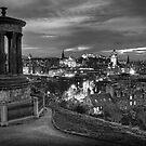 Edinburghs View by Don Alexander Lumsden (Echo7)