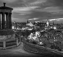 Edinburghs View by Don Alexander Lumsden (Echo7)