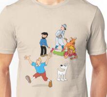 Tinspector Gadget Unisex T-Shirt