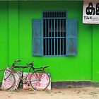 Postcards from Kerala: The toddy shop by bambiisme