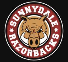 Sunnydale Razorbacks by wloem