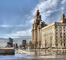 Pier Head, Liverpool, UK by Jenny1611