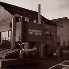 Manchester Dry Docks by Brian Stark