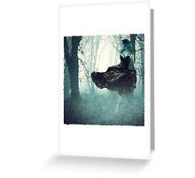 forest dancer Greeting Card
