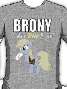 BRONY & PROUD - DH T-Shirt