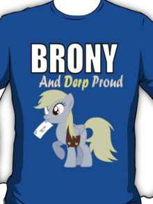 BRONY & PROUD - DH T-Shirt