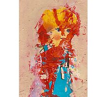 Pretty doll Photographic Print