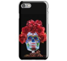DAY OF THE DEAD #1 iPhone Case/Skin