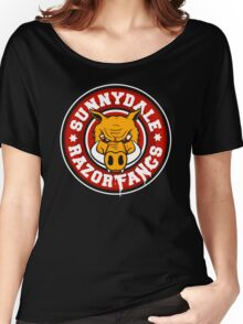 Sunnydale Razorfangs Women's Relaxed Fit T-Shirt