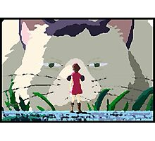 The Secret World of Arrietty oil painting style Photographic Print