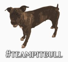 Team Pitbull Kids Tee