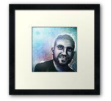 Ariel Helwani Framed Print