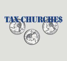 Tax Churches by Secularitee