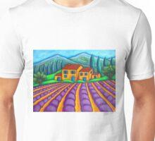 Les Couleurs de Provence Unisex T-Shirt