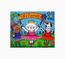 Ballerina Friends Unisex T-Shirt