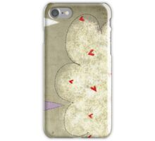 Hearts Cloud iPhone Case/Skin