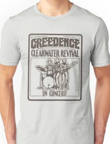 CLEARWATER Unisex T-Shirt