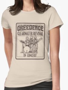 CLEARWATER Womens Fitted T-Shirt