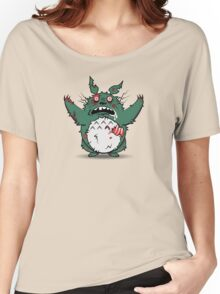 My Undead Totoro Women's Relaxed Fit T-Shirt