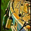 boat by Sonia de Macedo-Stewart