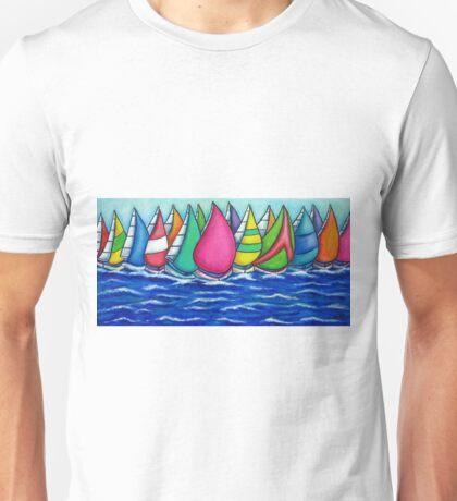 Rainbow Regatta T-Shirt