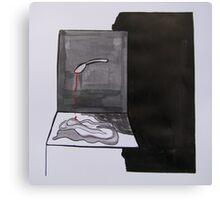Invisible Canvas Print