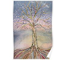 Puzzle Tree Poster