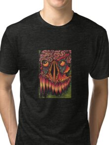 Jack-OH!-Lantern  Tri-blend T-Shirt