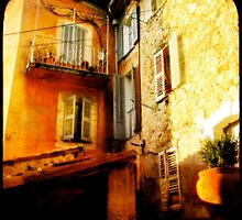 the village we're moving to in South of France... by Sonia de Macedo-Stewart
