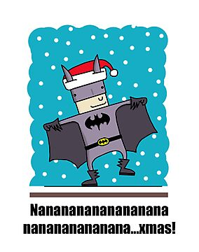 Holy Night Batman! by Stewart Cuthbert