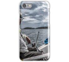 Cruising The Stockholm Archipelago iPhone Case/Skin