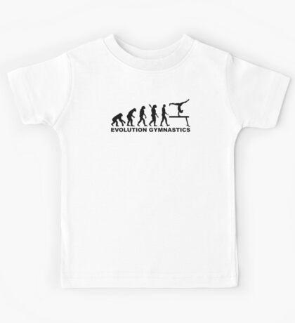 Evolution gymnastics Kids Tee