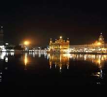 Golden Temple,Amritsar. by debjyotinayak
