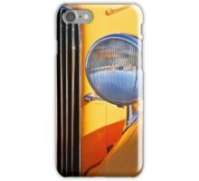 Fairways Finest Classic Car iPhone Case/Skin