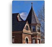 The Turret Canvas Print