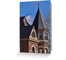 The Turret Greeting Card