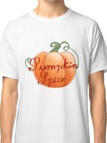 Pumpkin Spice Classic T-Shirt