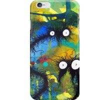 The creatures from the drain 24 iPhone Case/Skin