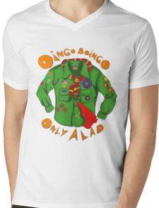 Only A Lad - Oingo Boingo  Mens V-Neck T-Shirt